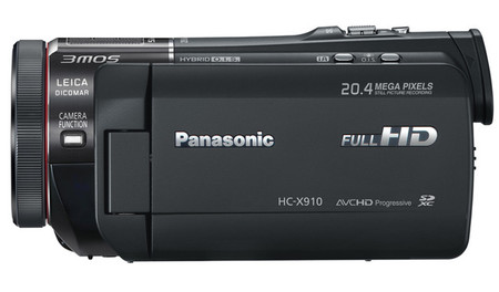 Panasonic HC-X910 en México