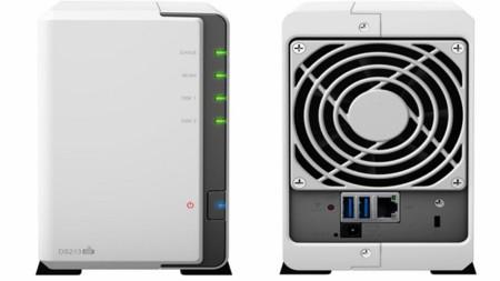 DiskStation DS213air, el nuevo NAS de Synology que amplía la cobertura de nuestra red WiFi