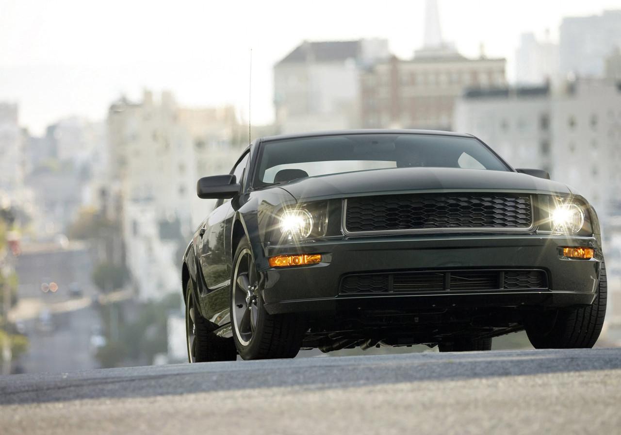 Foto de Ford Mustang Bullitt 2008 (2/17)