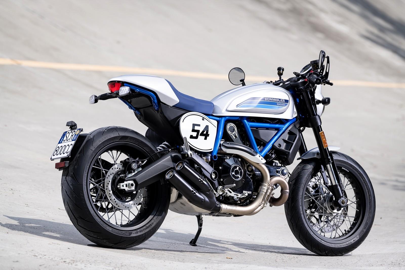 Foto de Ducati Scrambler Café Racer 2019 (17/31)