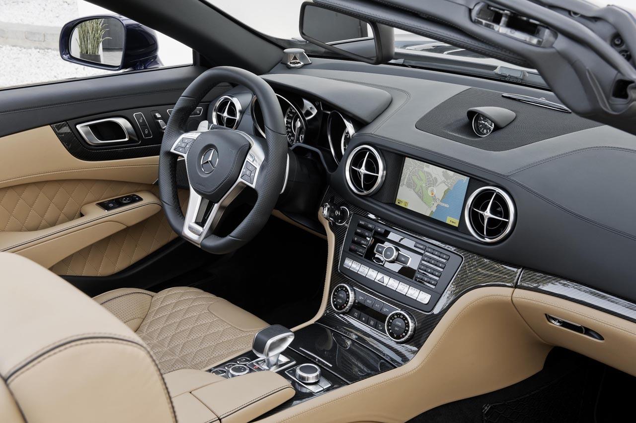 Foto de Mercedes-Benz SL 65 AMG (3/13)