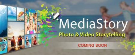 CyberLink MediaStory, crea montajes inolvidables utilizando tus fotos y vídeos