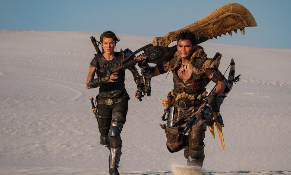 La película de Monster Hunter se estrenará en los cines en septiembre de 2020