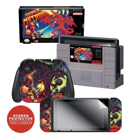 Super Metroid Switch