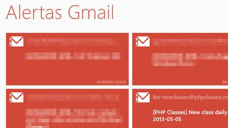 App Alertas Gmail