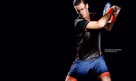 Tomas Berdych Colabora Con H&m En Colección De Tenis