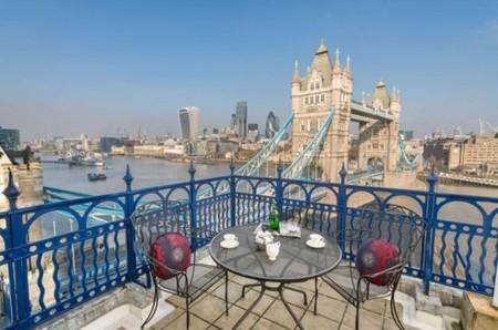 Hemos encontrado el piso con las mejores vistas de Londres... y la buena noticia es que está a la venta