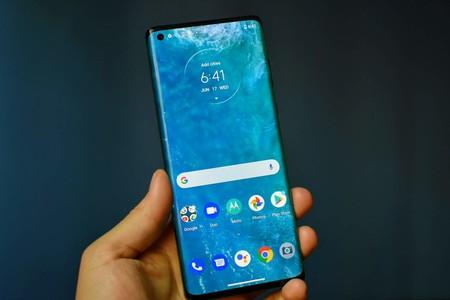 Motorola Edge Plus Primeras Impresiones Mexico Portada Diseno Pantalla