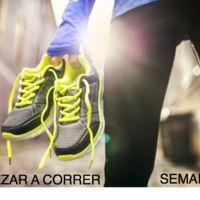 Entrenamiento para empezar a correr: semana 1