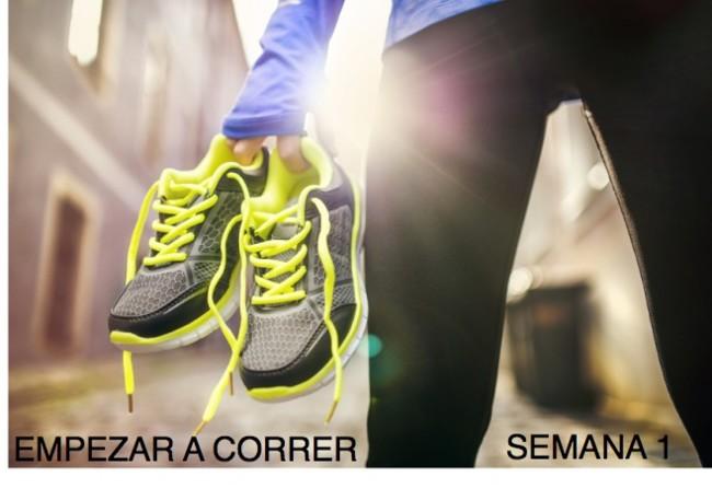 Entrenamiento para empezar a correr: semana 1 650_1200