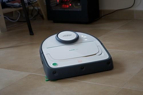 Kobold VR300, análisis: potencia y despliegue de sensores en este robot aspirador de la creadora de la Thermomix