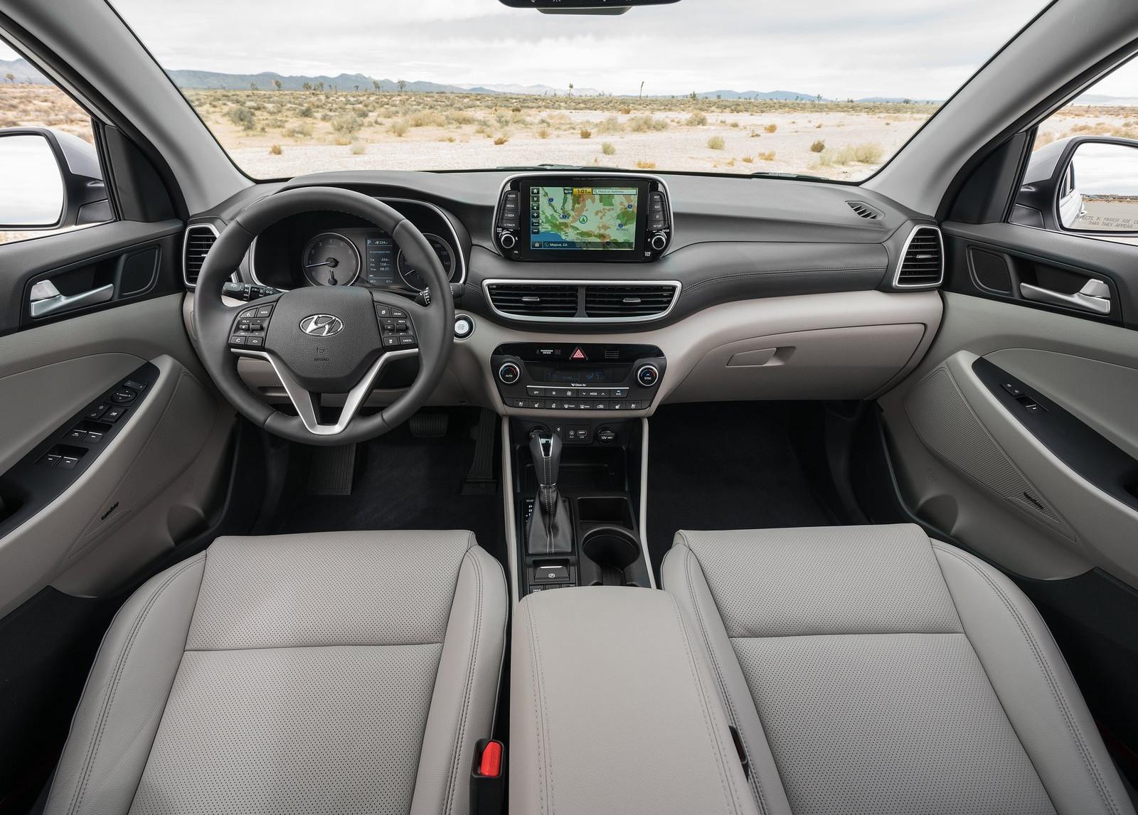 Foto de Hyundai Tucson 2019 (8/9)