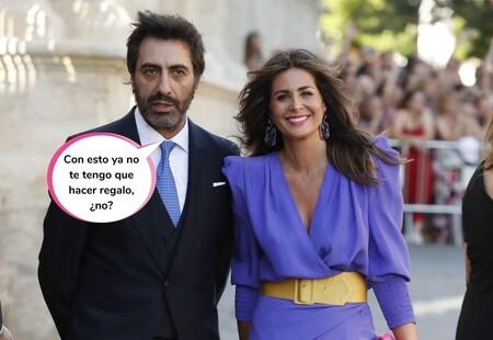 Juan del Val se nos pone romanticón para felicitar a Nuria Roca por su cumpleaños