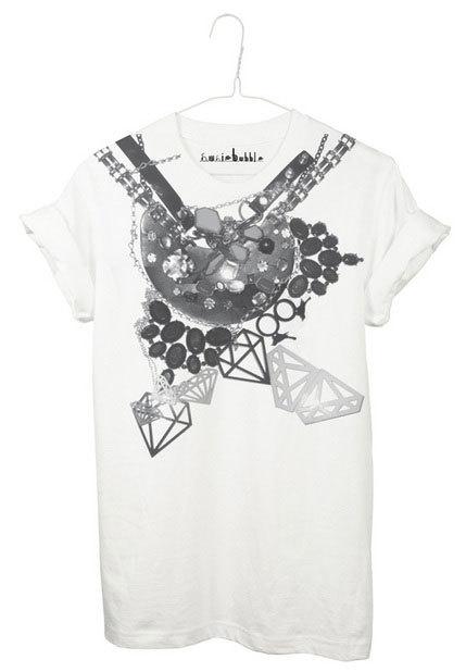 La camiseta de la bloggera Susie Bubble