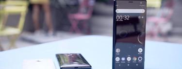 Sony Xperia XZ3 en cinco claves: el tren del OLED llega a los Xperia