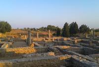 Paseo por el primer asentamiento urbano en Mallorca: la ciudad romana de Pollentia
