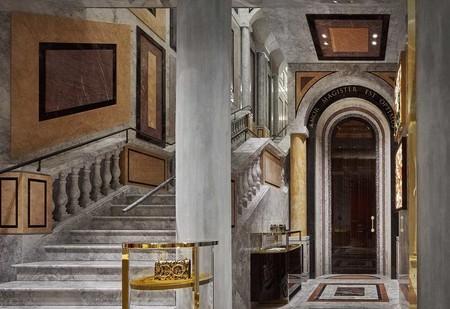 La nueva boutique de Dolce&Gabbana en Piazza di Spagna es un museo digital al renacimiento italiano
