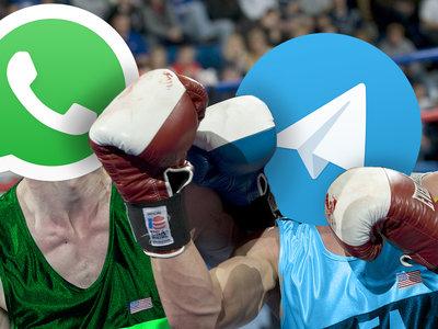 WhatsApp vs Telegram en 2017: ¿cuál es la mejor aplicación de mensajería?