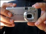 Revisión de la Canon PoweShot A400