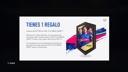 Fifa 19 Central Fut En Los Menus 190