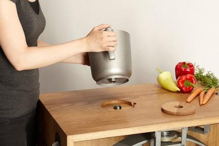 R2B2, por una cocina que ahorre energía eléctrica