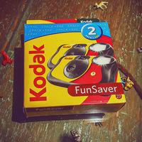 Volviendo al pasado con el regreso de las cámaras desechables de los noventa