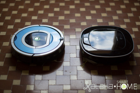 Roomba 790 vs Hom Bot Square. Comparativa de robots aspiradores