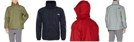 Oferta Flash en la chaqueta para hombre The North Face M Resolve Jacket: cuesta 57,99 euros en Amazon