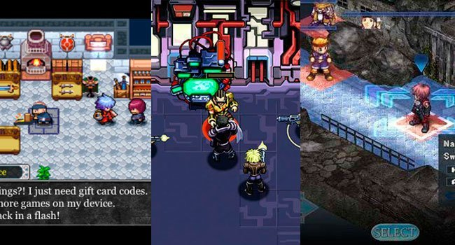 RPGs en Android