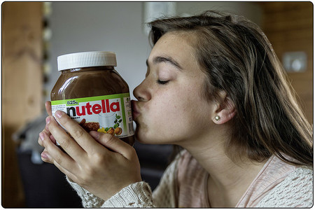 Cinco formas saludables de comer Nutella