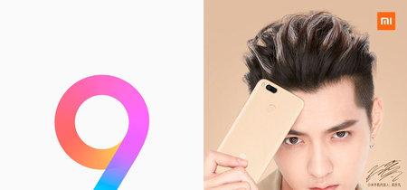 Confirmado: MIUI 9 llegará el 26 de julio de la mano del Xiaomi Mi 5X