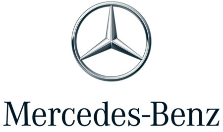Logo actual Mercedes-Benz