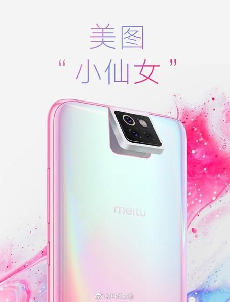 Xiaomi Meitu Smartphone Camara Rotatoria