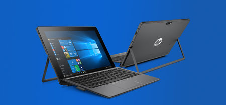 Si estas cansado de esperar a una nueva Surface, echa un vistazo a la resistente HP Pro x2