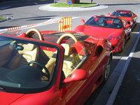 Un poquito de porno: concentración Ferrari en Andorra