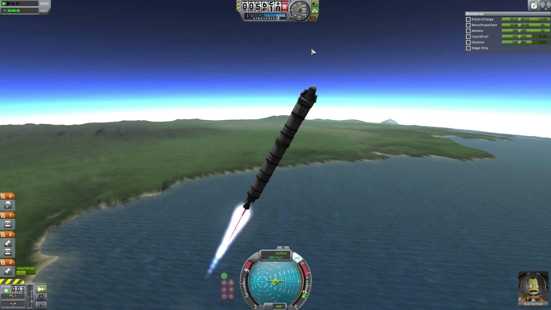 Felipe Falanghe deja el liderazgo de Kerbal Space Program