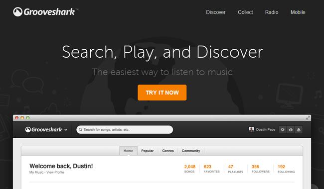 Nuevo Grooveshark