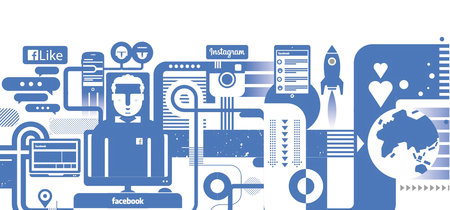 Facebook tratará de frenar la noticias falsas curando contenidos al estilo Snapchat Discover