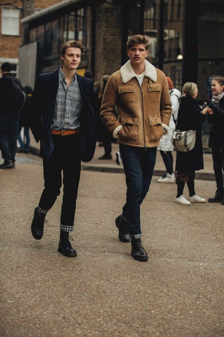 El Mejor Street Style De La Semana Paris Milan Londres Trendencias Hombre Trends 03