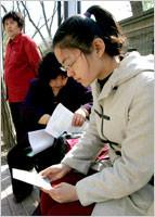 Las alumnas adolescentes chinas son obligadas a realizar un test de embarazo