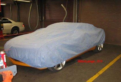 Más fotos del Camaro Concept preparado por Saleen