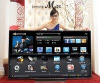 Samsung D9500, televisor Smart TV 3D de 75 pulgadas