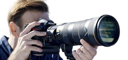 AF-S NIKKOR 180-400 mm f/4E EC1.4 FL ED VR: todos los detalles del nuevo teleobjetivo profesional para deportes y vida salvaje