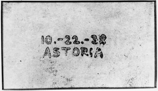 Primera imagen xerográfica de la historia