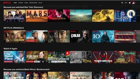 2000 comunidades de gustos y 27000 micro-géneros, la base del sistema de recomendación de Netflix
