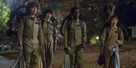 Stranger Things Ghostbusters