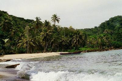 Las secretas playas de Capurganá, Colombia.