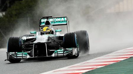 Bernie Ecclestone sugirió a Mercedes AMG que ficharan a Lewis Hamilton