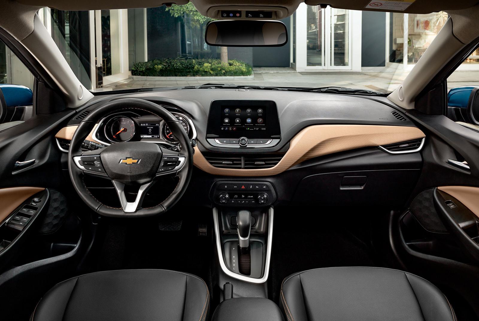 Foto de Chevrolet Onix (9/13)