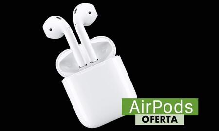 El cupón P10MOVILES de eBay nos deja los AirPods de Apple por sólo 113,29 euros si los pedimos desde la app para smartphones